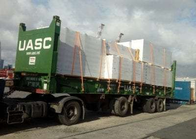 Camion UASC perspectiva